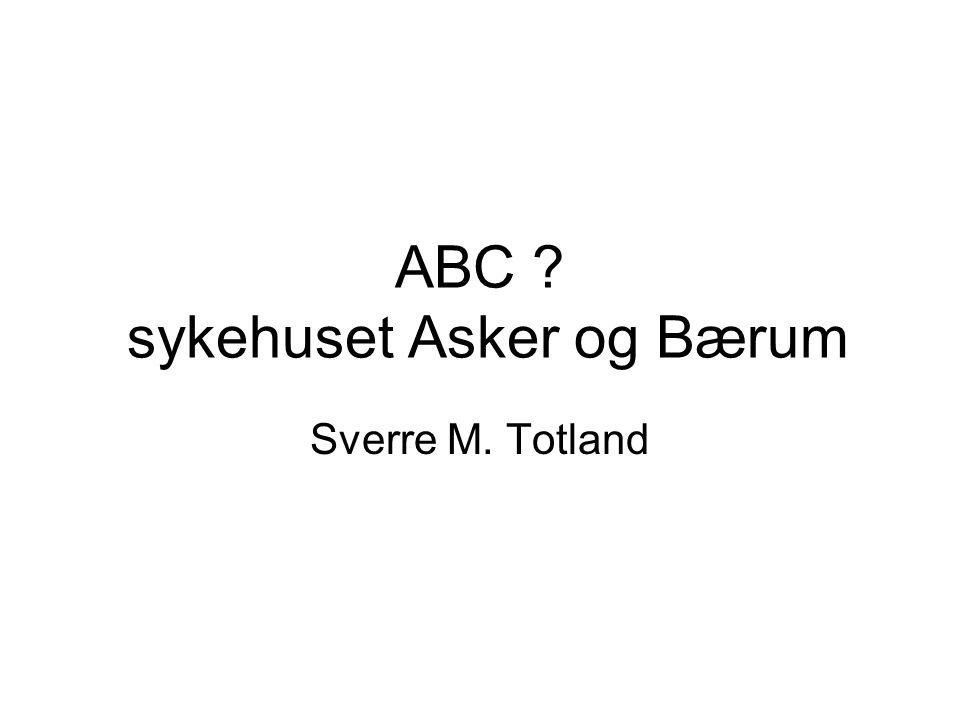 ABC sykehuset Asker og Bærum