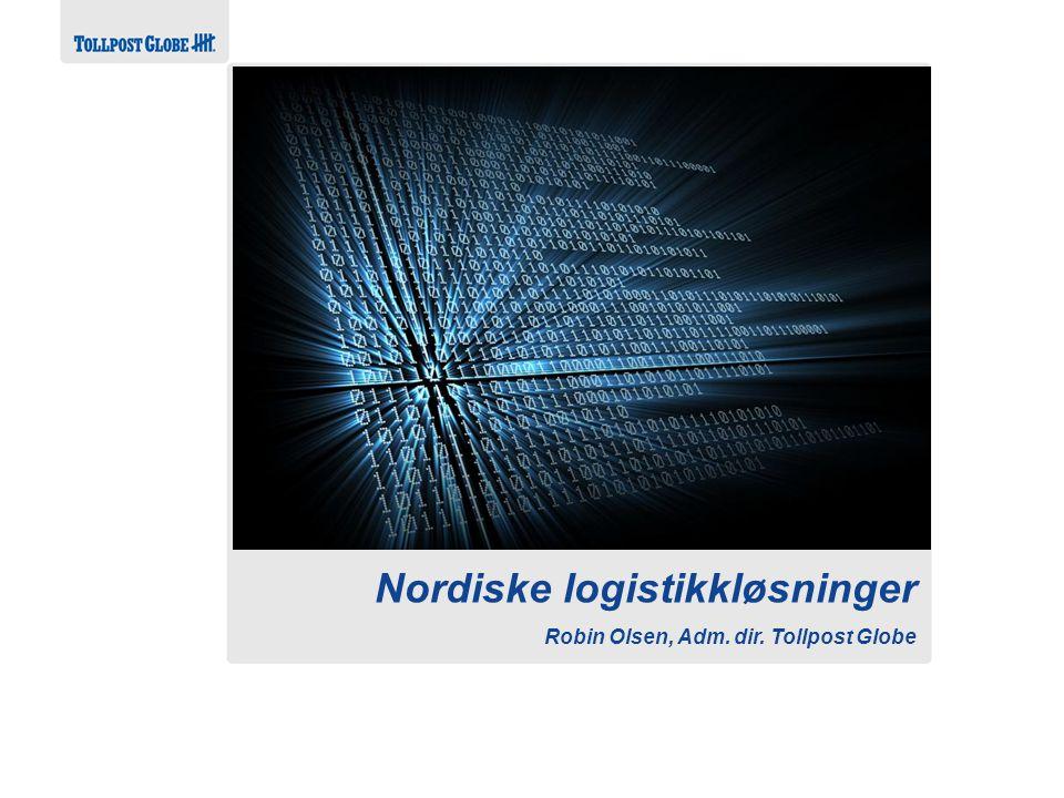 Nordiske logistikkløsninger