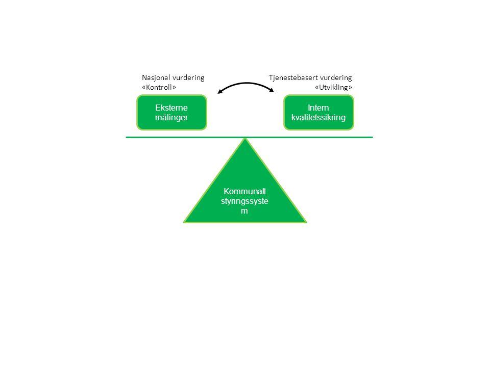 Tjenestebasert vurdering «Utvikling»
