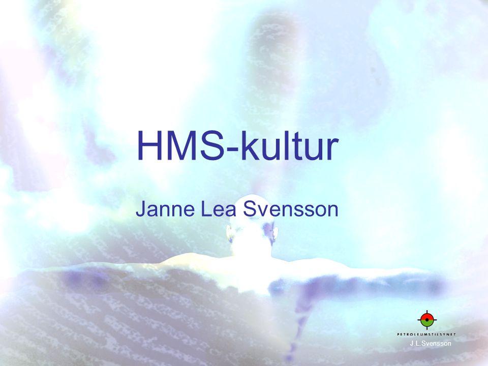 HMS-kultur Janne Lea Svensson