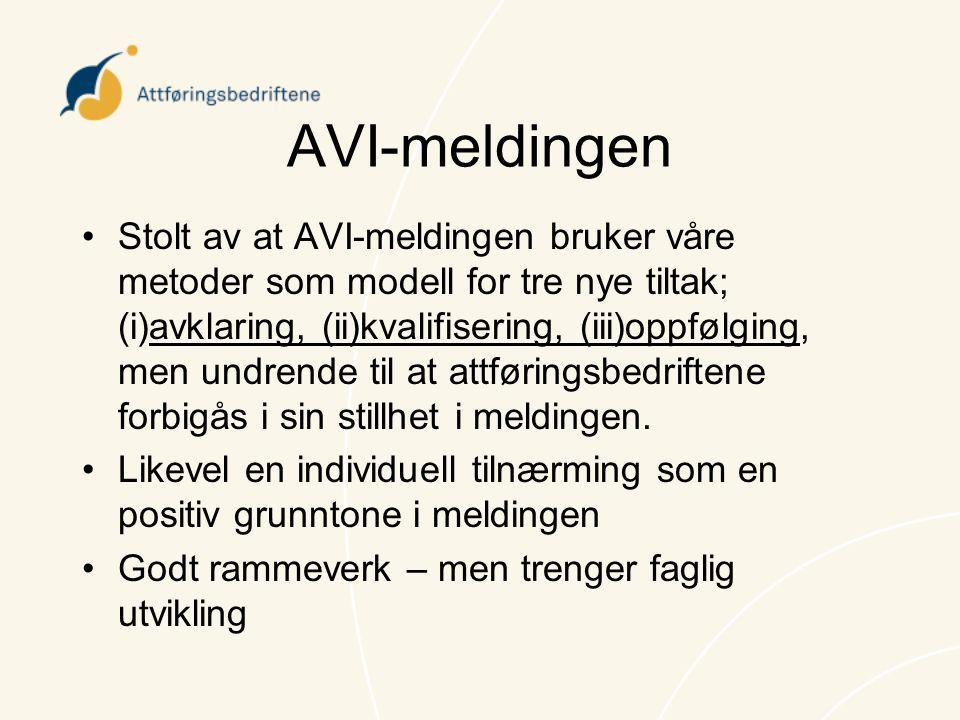 AVI-meldingen
