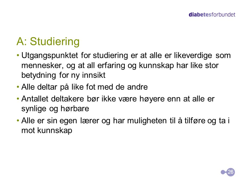 A: Studiering