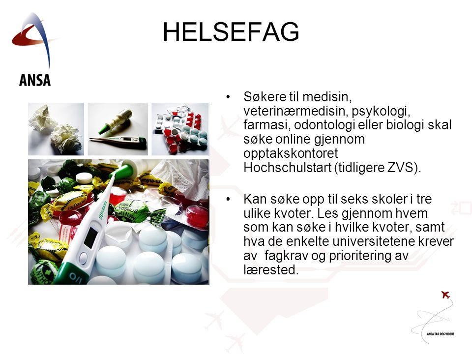 HELSEFAG