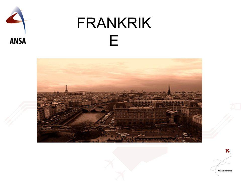 FRANKRIKE