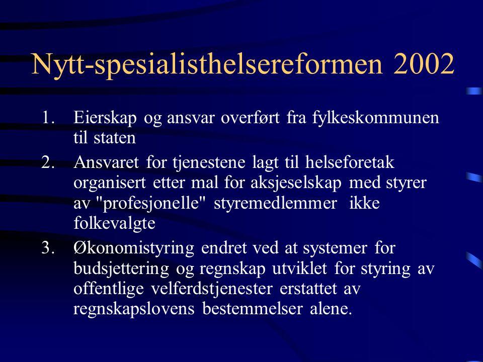 Nytt-spesialisthelsereformen 2002