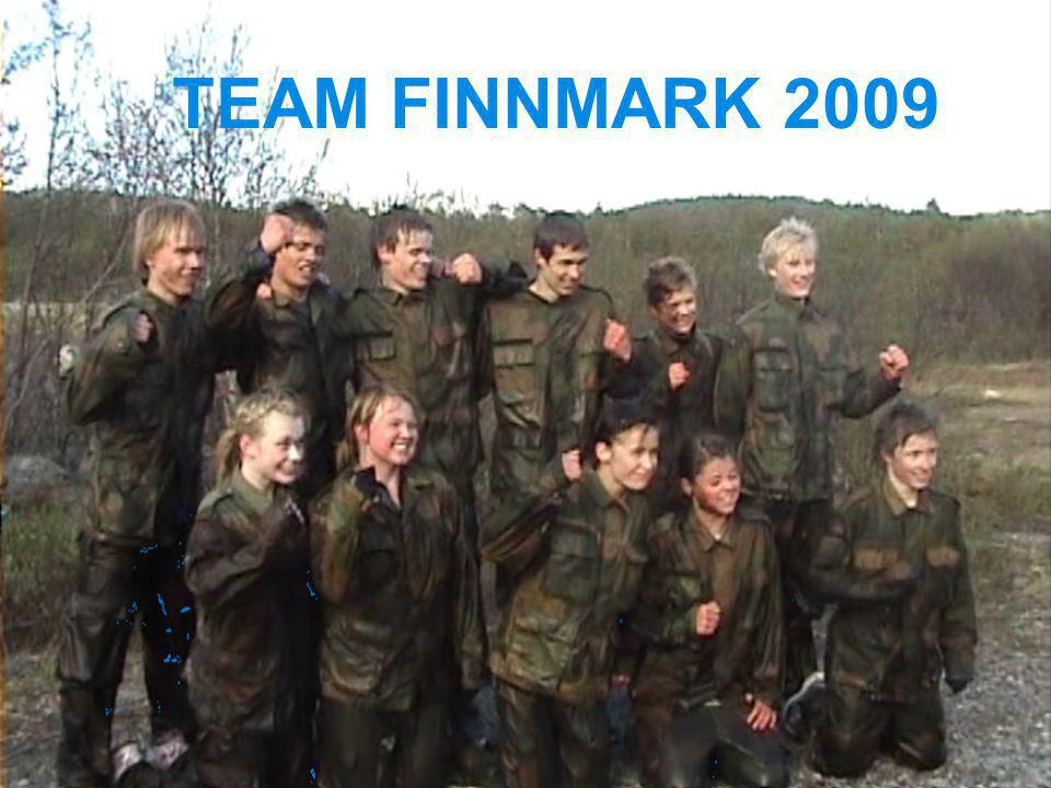 TEAM FINNMARK 2009