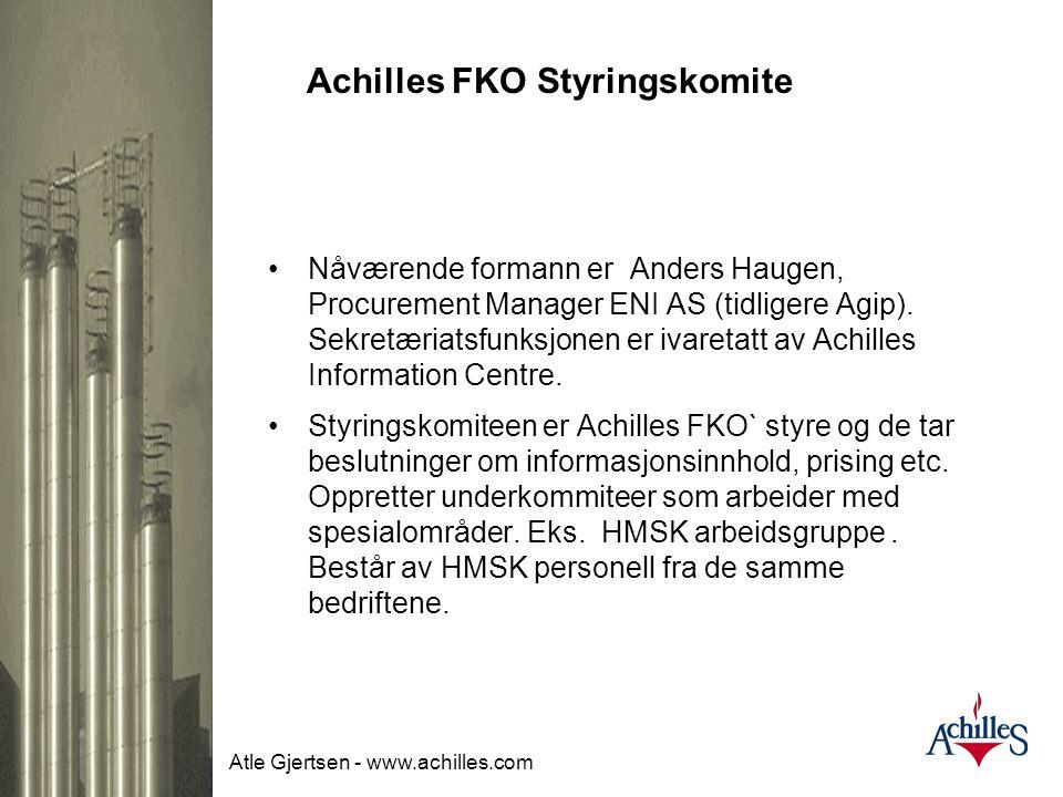 Achilles FKO Styringskomite