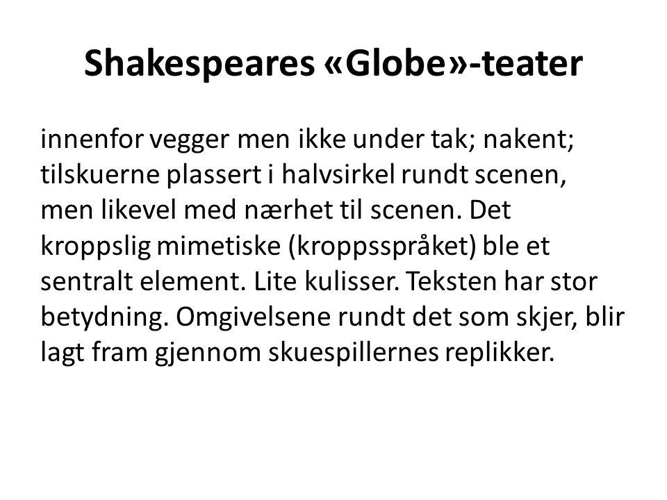Shakespeares «Globe»-teater