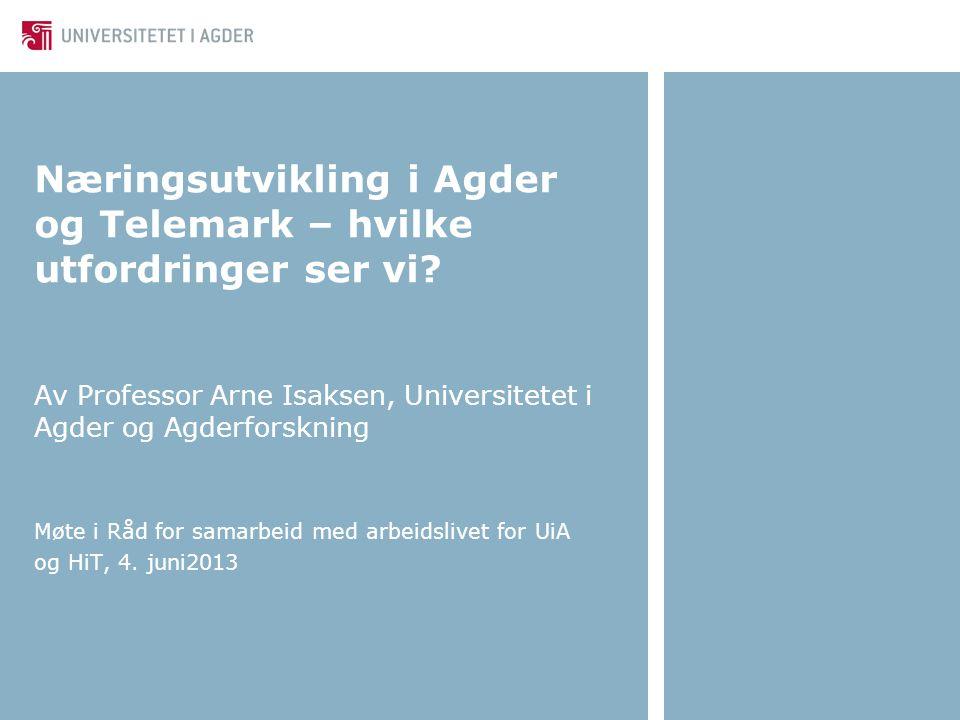 Møte i Råd for samarbeid med arbeidslivet for UiA og HiT, 4. juni2013