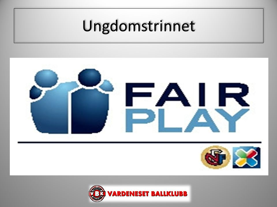 Ungdomstrinnet