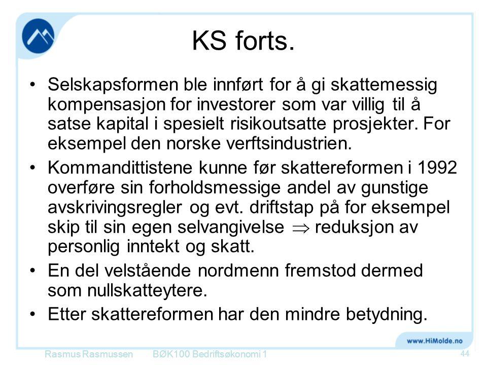 KS forts.