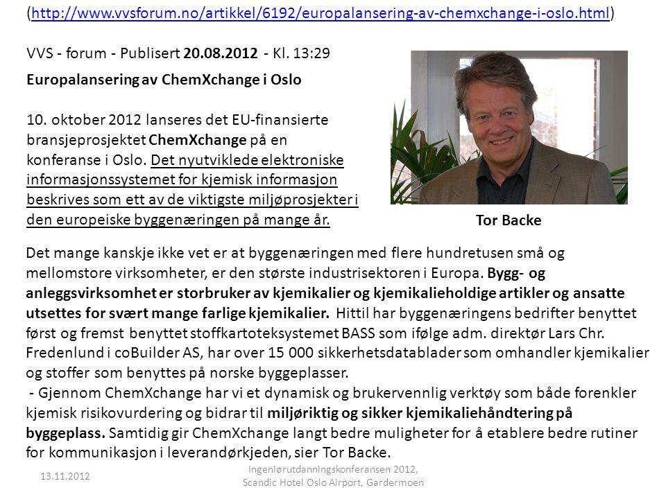 VVS - forum - Publisert 20.08.2012 - Kl. 13:29