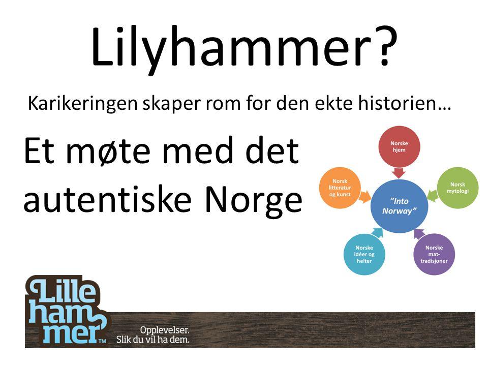 Lilyhammer Et møte med det autentiske Norge
