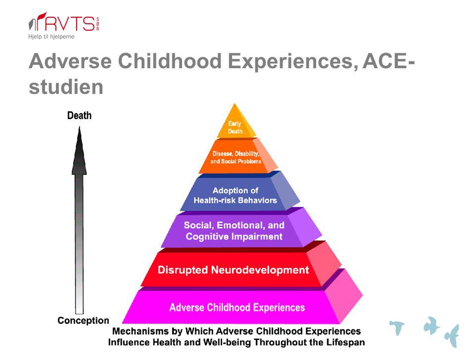 Adverse Childhood Experiences, ACE-studien