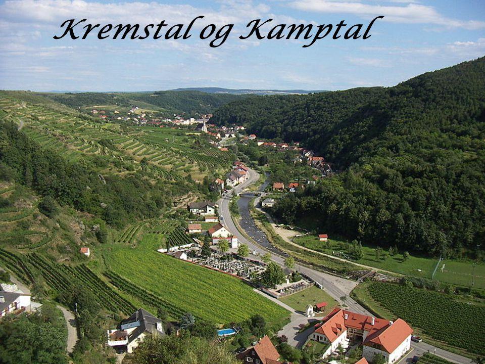 Kremstal og Kamptal