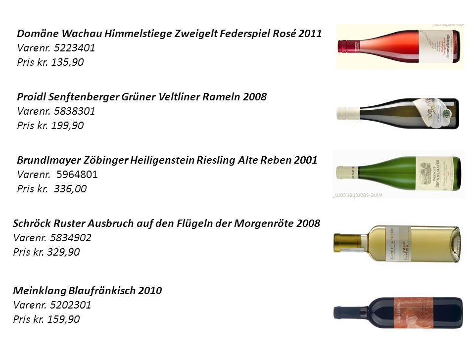 Domäne Wachau Himmelstiege Zweigelt Federspiel Rosé 2011