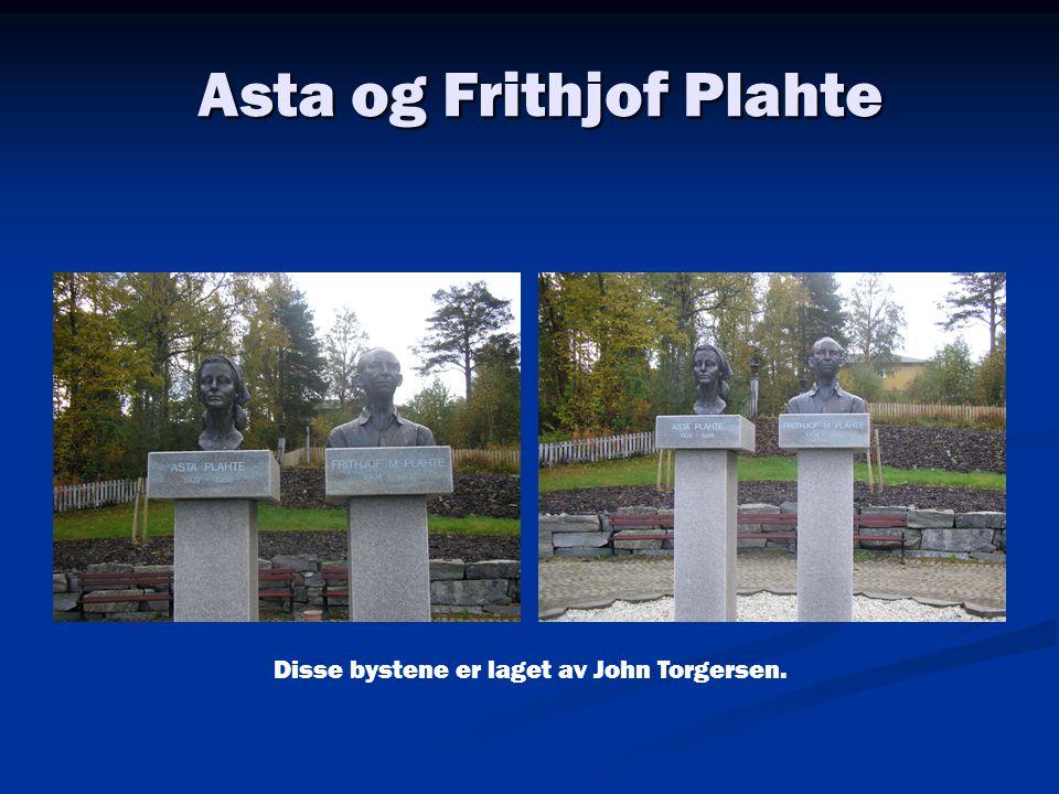 Asta og Frithjof Plahte