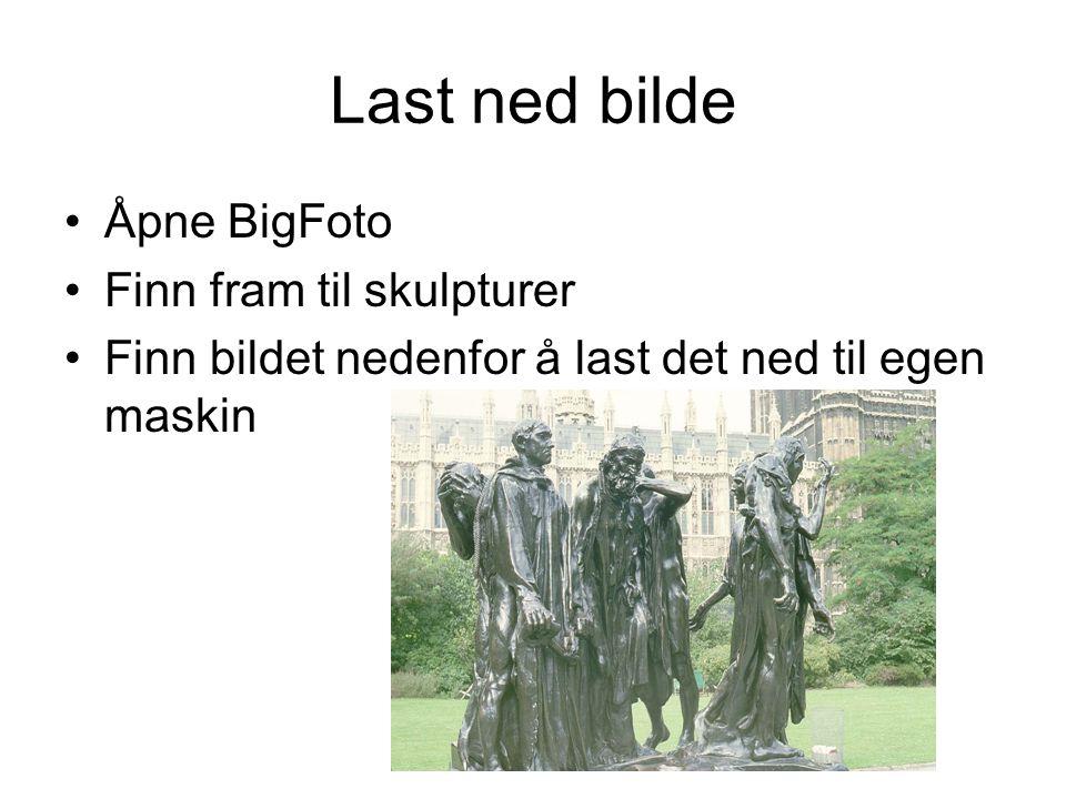 Last ned bilde Åpne BigFoto Finn fram til skulpturer