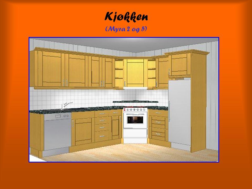 Kjøkken (Myra 2 og 5)