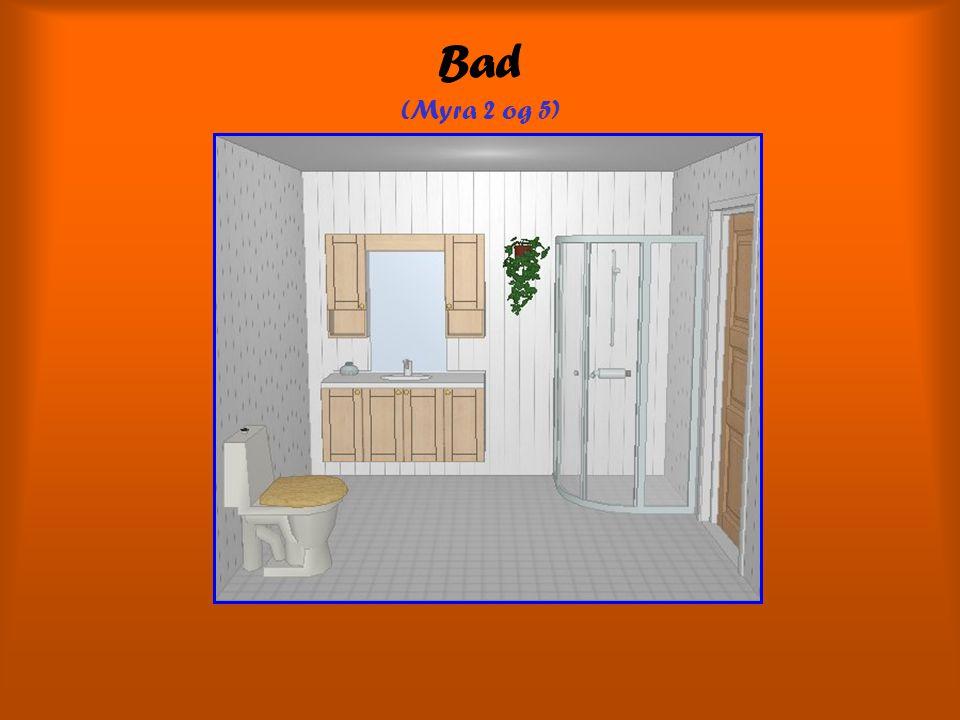 Bad (Myra 2 og 5)