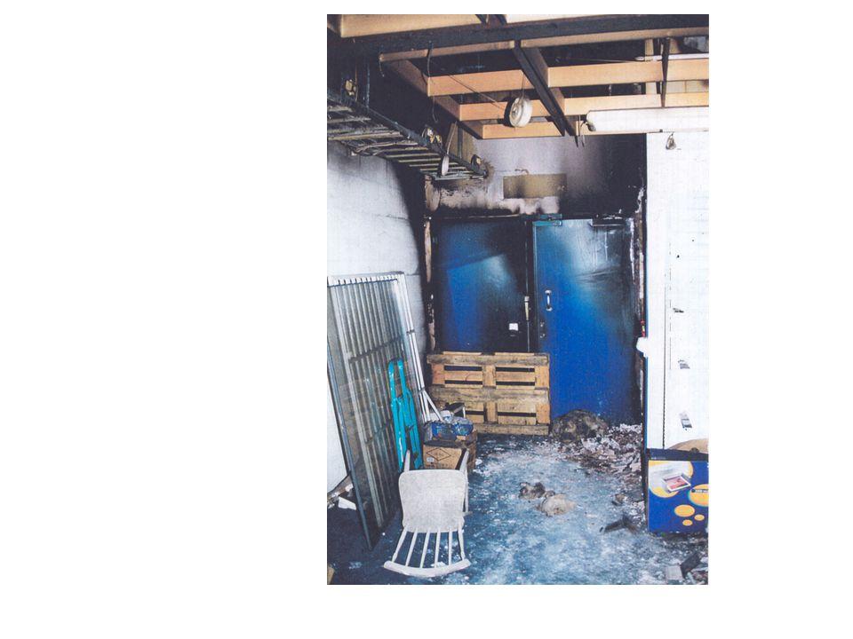 Bilde her er fra andre side av branndøra