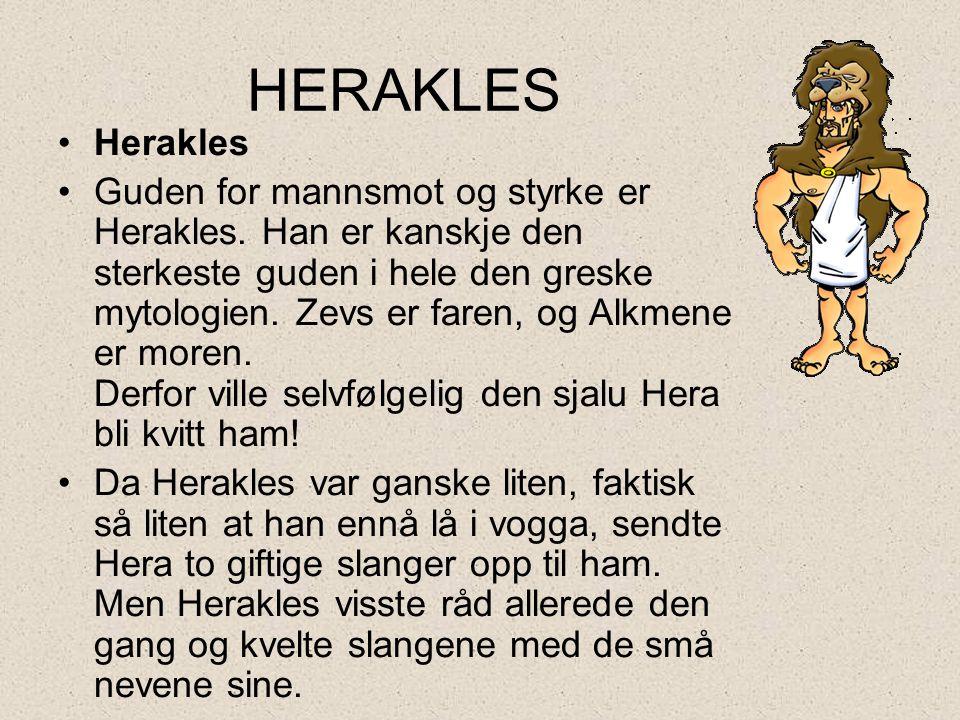 HERAKLES Herakles.