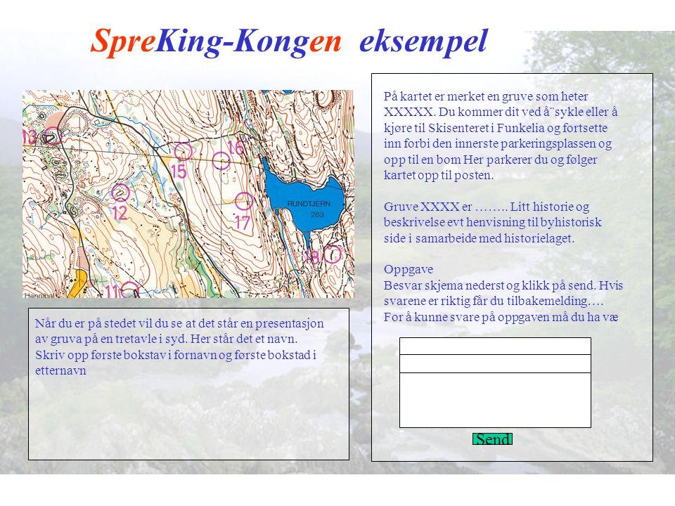 SpreKing-Kongen eksempel