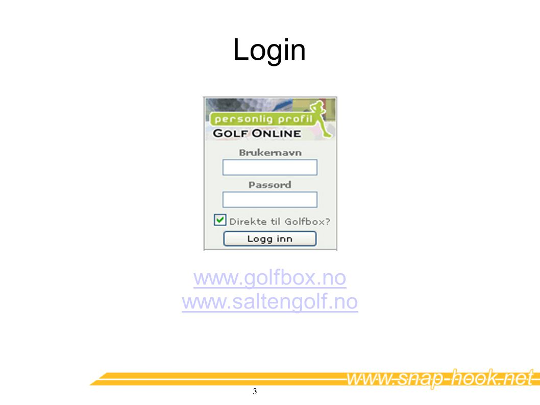 www.golfbox.no www.saltengolf.no