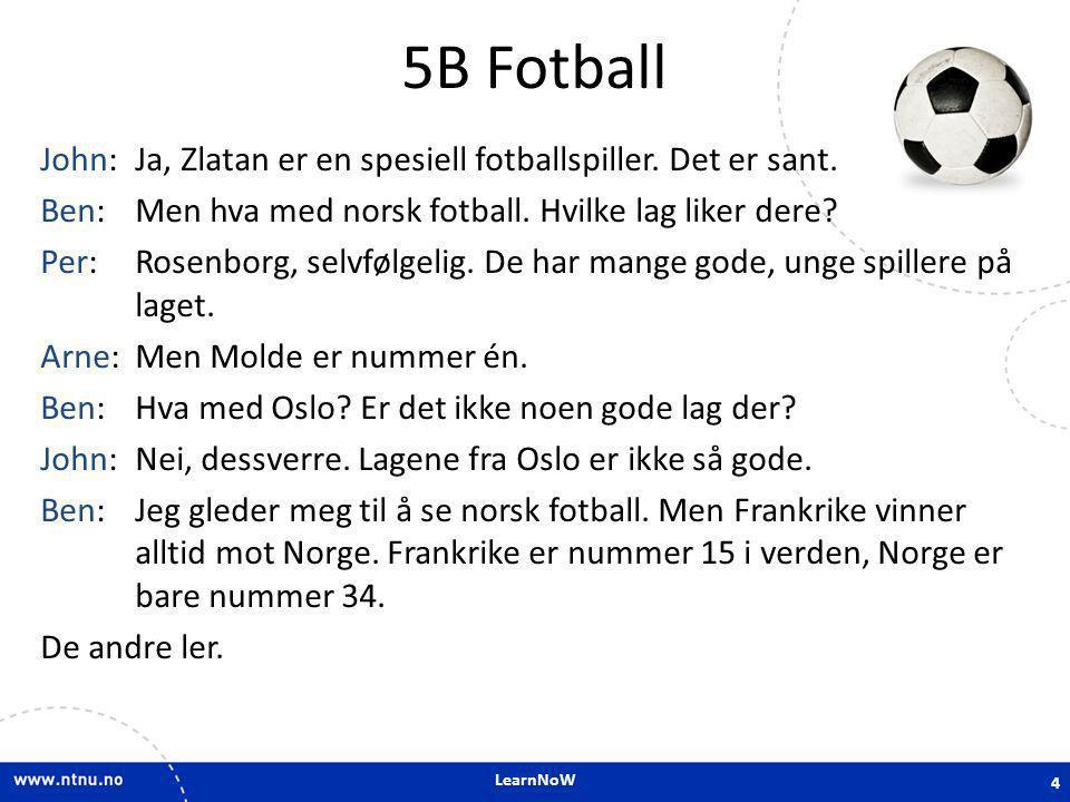 5B Fotball