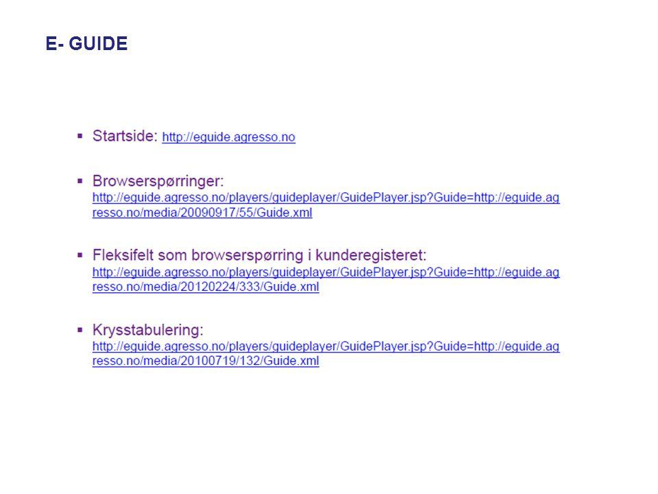 E- Guide
