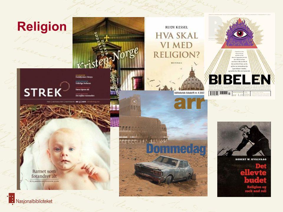 Religion Rudi Kessel: Hva skal vi med religion