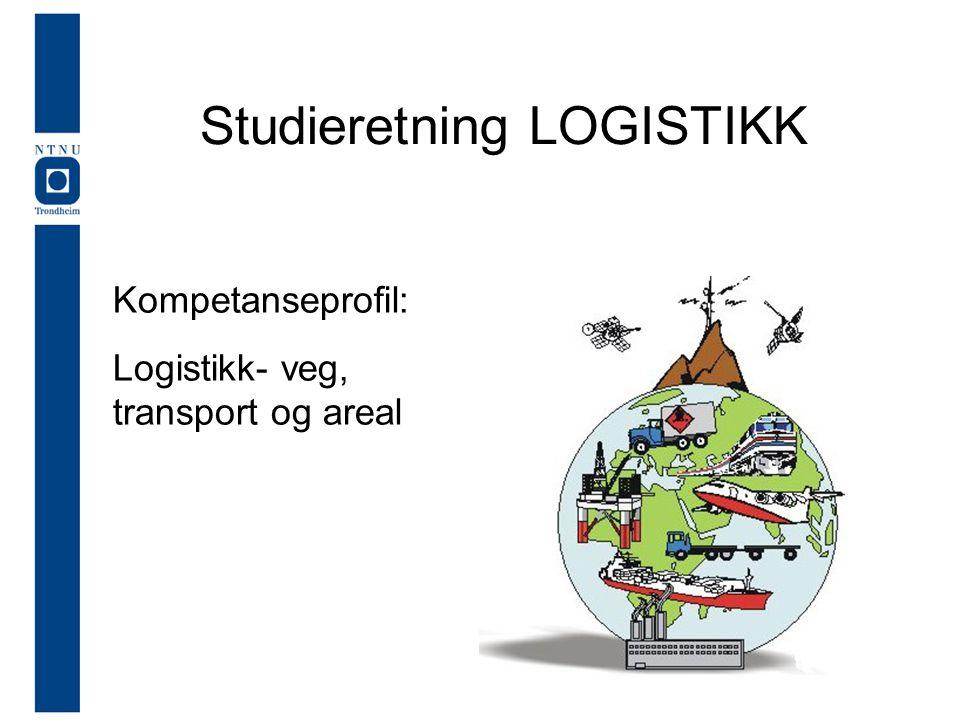 Studieretning LOGISTIKK