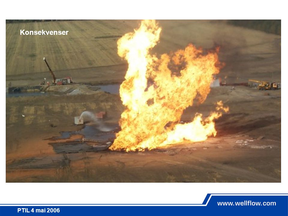 Konsekvenser PTIL 4 mai 2006