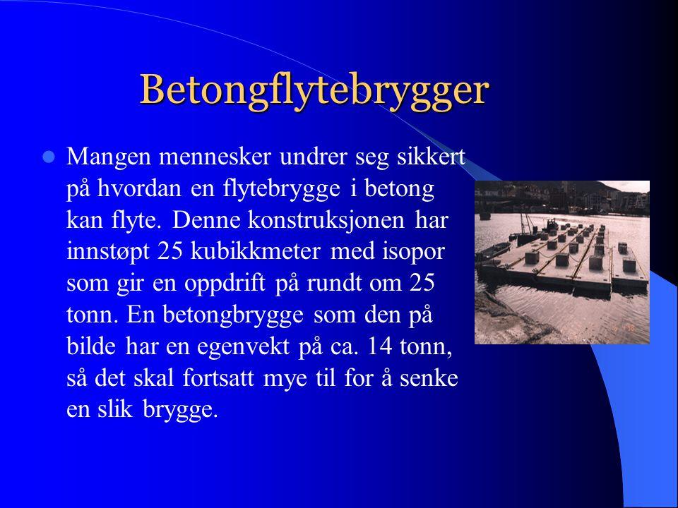 Betongflytebrygger