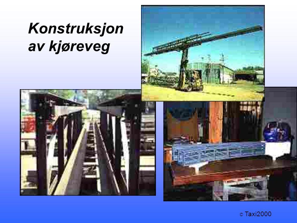 Konstruksjon av kjøreveg