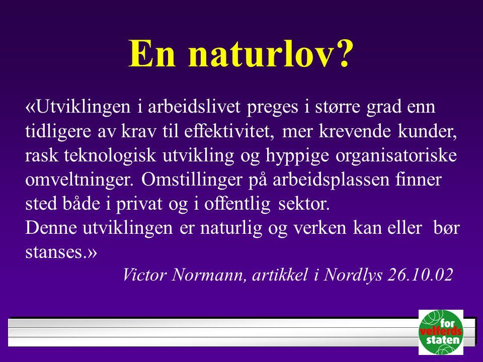 En naturlov