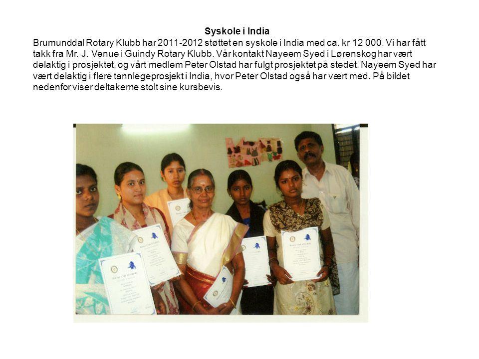 Syskole i India