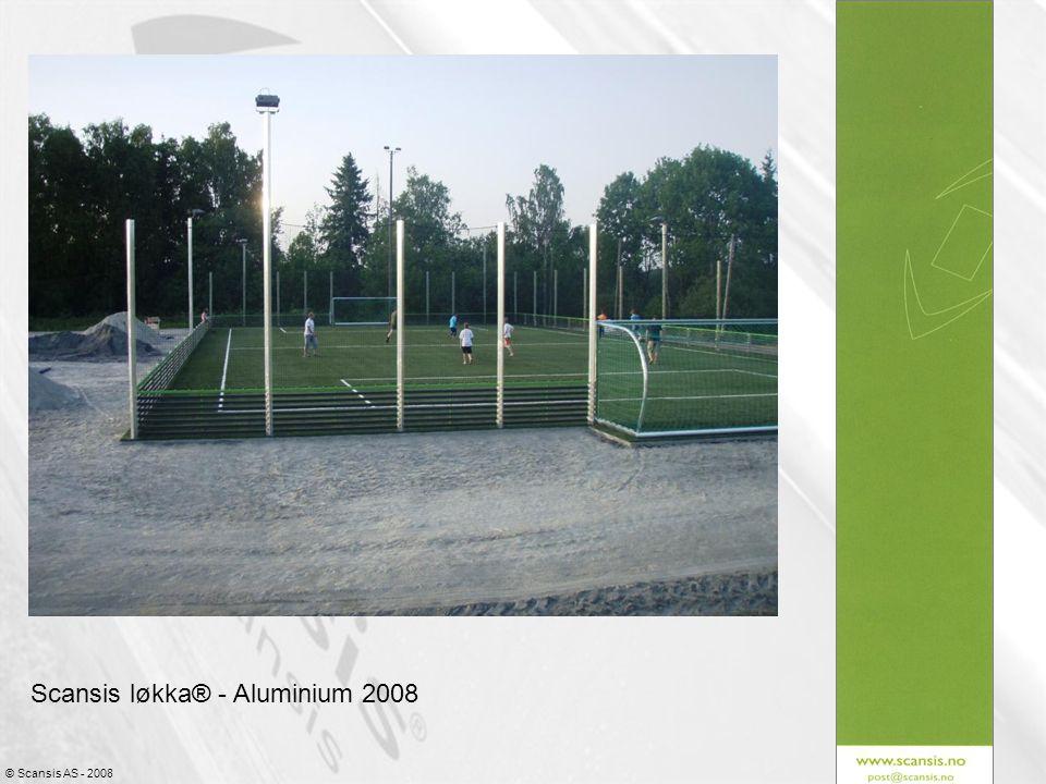 Scansis løkka® - Aluminium 2008