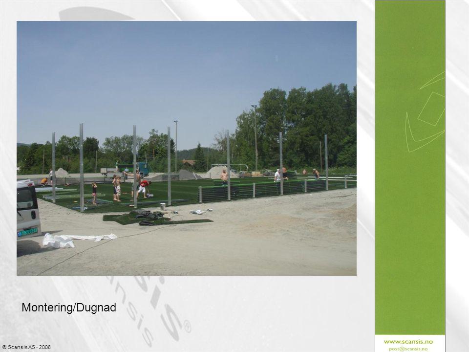 Montering/Dugnad