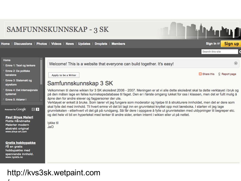 http://kvs3sk.wetpaint.com/
