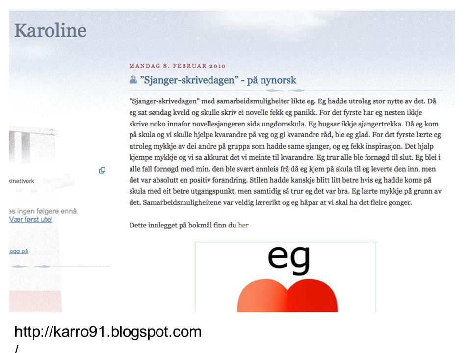 http://karro91.blogspot.com/