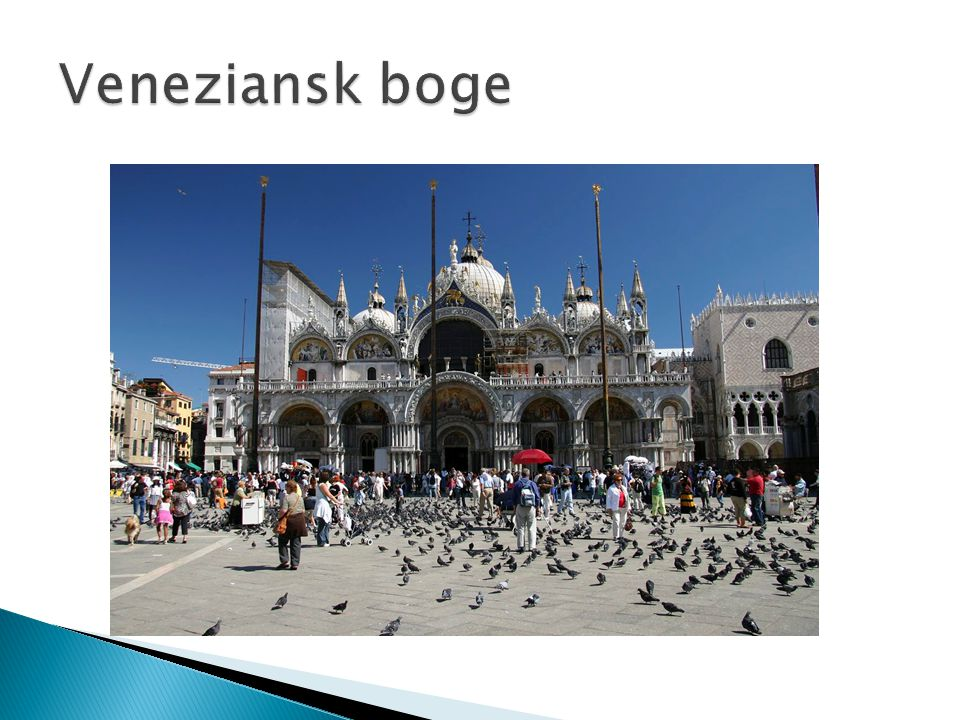 Veneziansk boge
