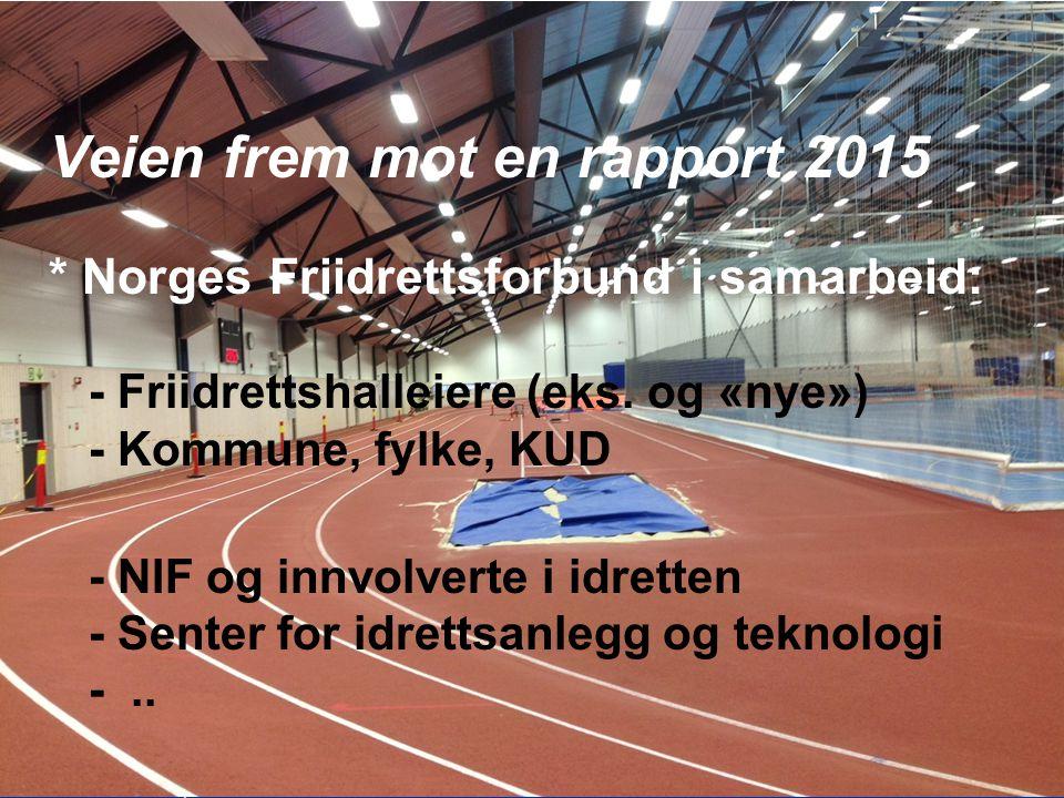 Friidrettshallkonsept for NOR - 2015