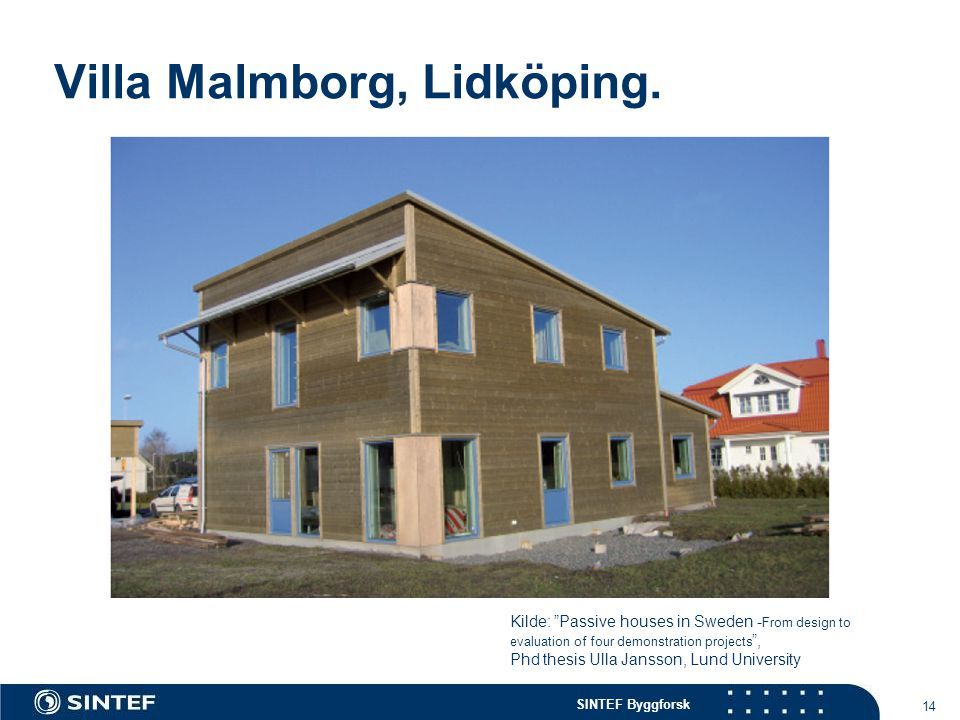 Villa Malmborg, Lidköping.