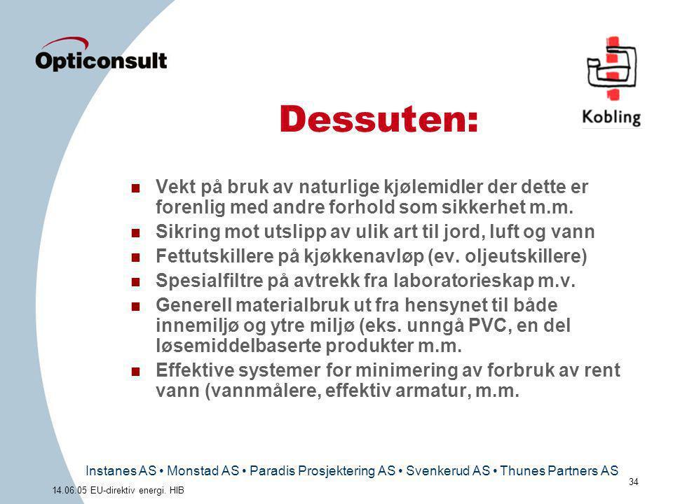 14.06.05 EU-direktiv energi. HIB