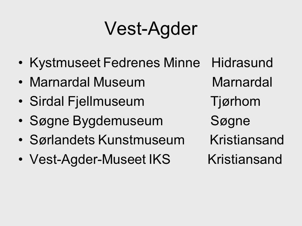 Vest-Agder Kystmuseet Fedrenes Minne Hidrasund