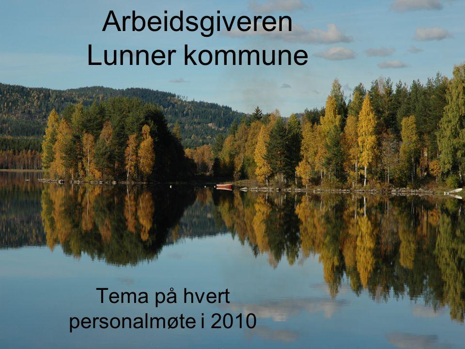 Arbeidsgiveren Lunner kommune