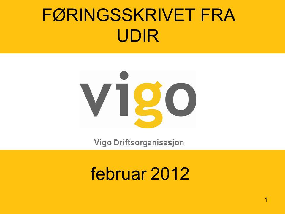 Vigo Driftsorganisasjon