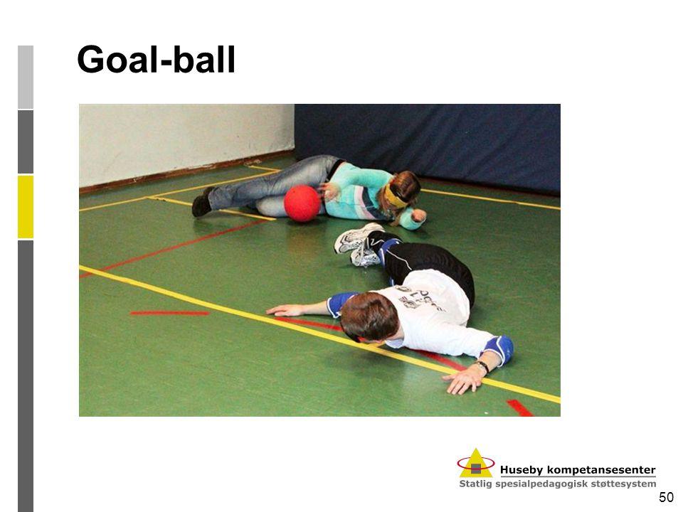 Goal-ball