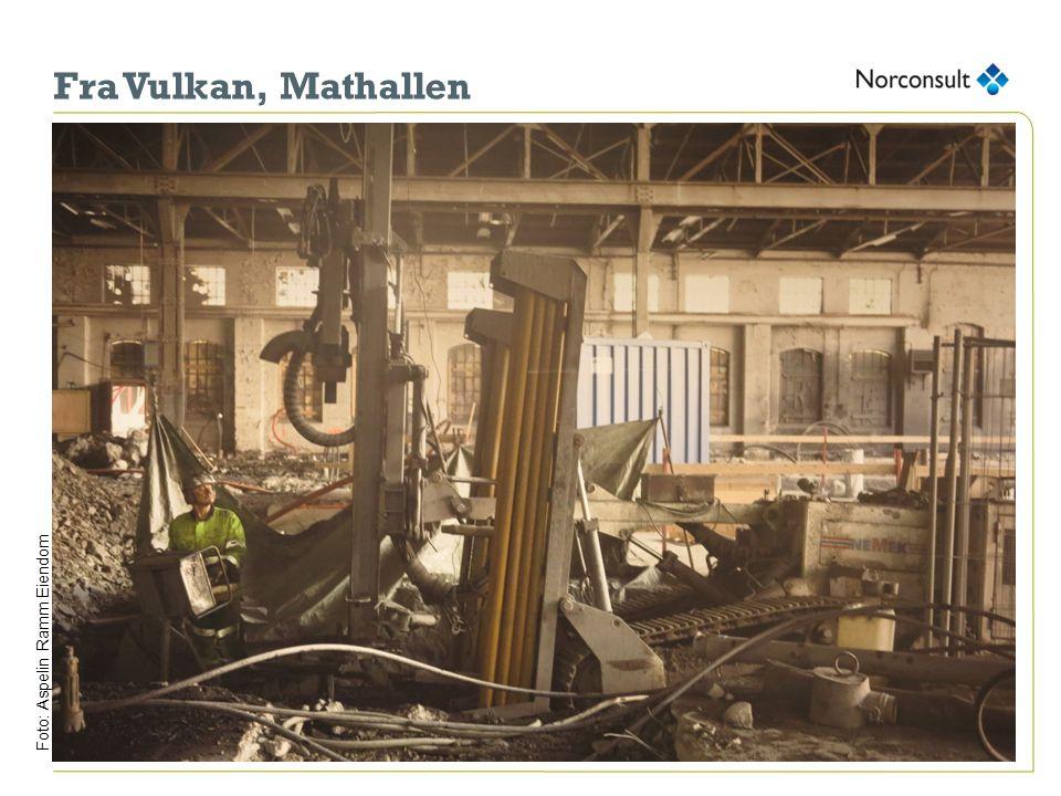 Fra Vulkan, Mathallen Foto: Aspelin Ramm Eiendom